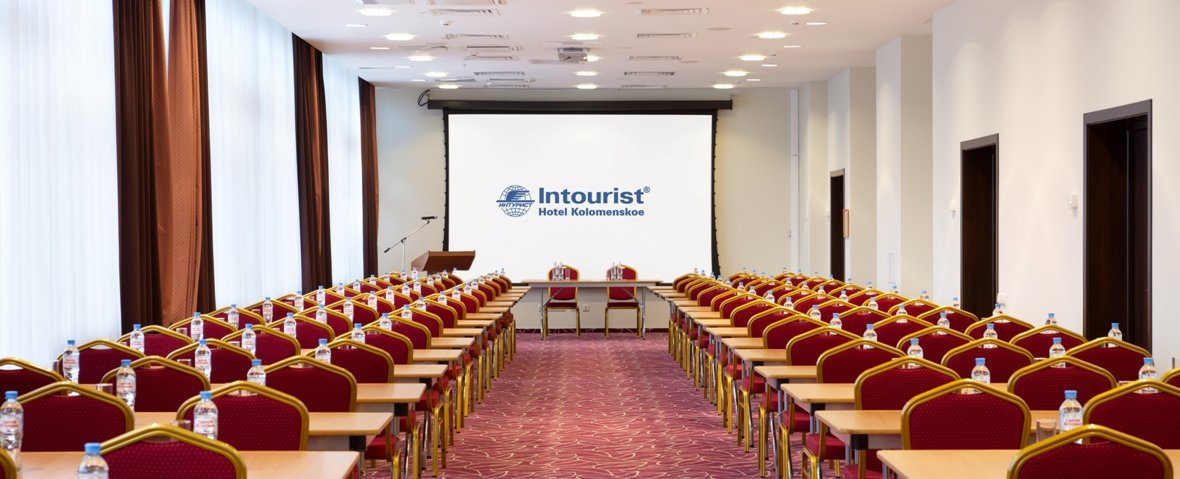 Conference venue: Intourist Hotel Kolomenskoe Conference Room